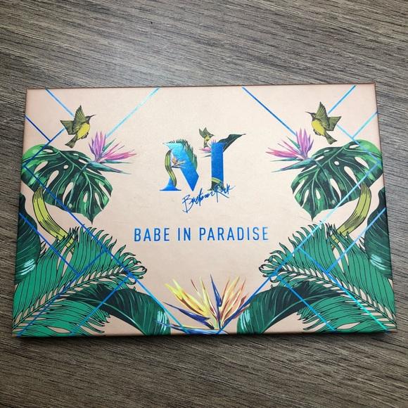 Morphe X Bretman Rock Babe In Paradise Highlight